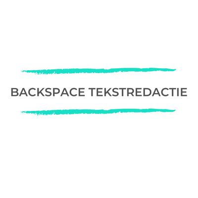 Backspace Tekstredactie
